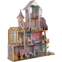 Enchanted Greenhouse Zauberschloss mit Gewächshaus