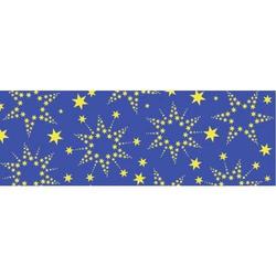 Transparentpapier 115g/qm A4 VE=25 Blatt Sternenglanz blau