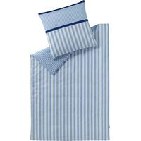 Esprit Bigstripe blau 135 x 200 cm + 80 x 80 cm