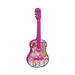 Lexibook® Saiten Barbie Rock'n Royals Akustikgitarre - 78 cm