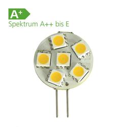 LED-Leuchtmittel 6er SMD Modul G4 12 Volt