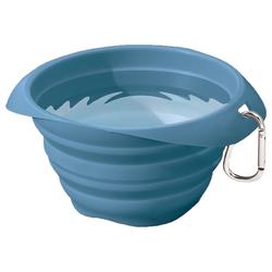 Kurgo Silikon Reisenapf Collaps-A-Bowl 710 ml blau