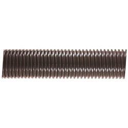 Schlauch D=50mm, braun, 25 Meter Rolle, ölbeständig