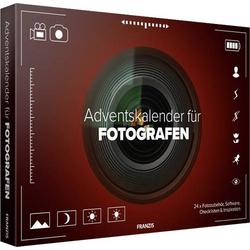 Franzis Verlag Adventskalender für Fotografen Adventskalender Fotografie ab 14 Jahre