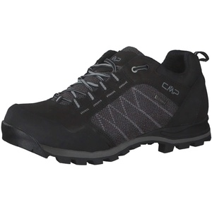 CMP Campagnolo Mens THIAMAT Low Trekking WP Walking Shoe, Nero, 43 EU