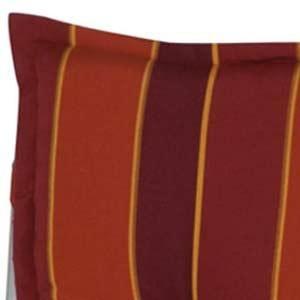 Sun Garden 10074824 Naxos Relaxpolster 100% Polyester Dessin 20208-3 174 x 49 x 6 cm