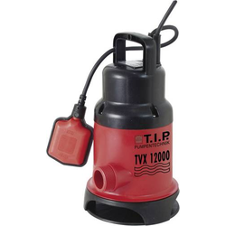 T.I.P. TVX 12000 30261 Schmutzwasser-Tauchpumpe 10800 l/h 6m