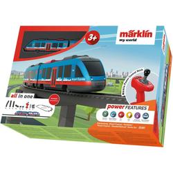 Märklin Modelleisenbahn-Set Märklin my world - Airport Express Hochbahn - 29307, Spur H0, für Einsteiger