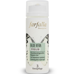 Farfalla Aloe Vera - Hautberuhigendes Repair-Gel 50ml