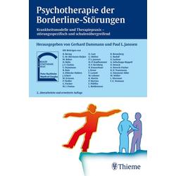 Psychotherapie der Borderline-Störungen: eBook von Gerhard Dammann/ Paul L. Janssen