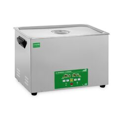 Ulsonix - Ultraschallreiniger Ultraschallreinigungsgerät Edelstahl Memory 480 W Eco 28 L