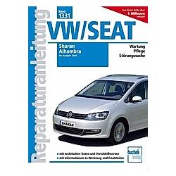 VW Sharan / Seat Alhambra ab Bj. 2010; . - Buch