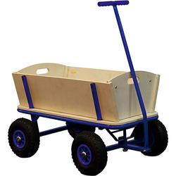 Strand-Bollerwagen Billy blau