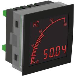 Trumeter APM-FREQ-ANO Digitales Einbaumessgerät APM FREQUENZMESSGERÄT, NEG-LCD MIT AUSGÄNGEN