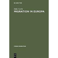 Migration in Europa. Currle Edda  - Buch