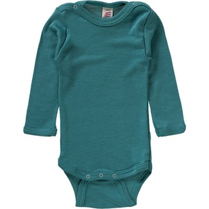 Body , Wolle/Seide-Mix Gr. 74/80 Jungen Baby