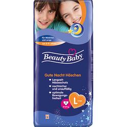 Beauty Baby Windeln Gute Nacht Höschen Größe Gr.8 (27-57 kg) für Kinder