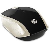 HP 200 Wireless Maus gold (2HU83AA)