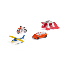 Siku Spielzeug-Auto Freizeit Set