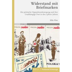 Widerstand mit Briefmarken: Buch von Silke Plate