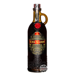 El Ron Prohibido Gran Reserva 15 Solera Rum