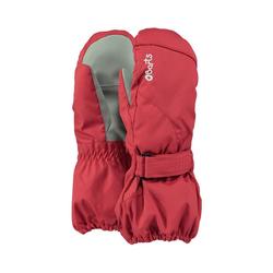Barts Fäustlinge Kinder Skihandschuhe TEC rot 3