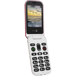 Doro 6060 Senioren-Handy Schwarz