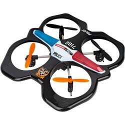 RC-Quadrocopter 2,4GHz Quadrocopter Police