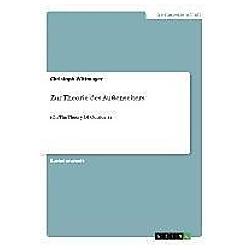 Zur Theorie des Außenseiters. Christoph Wittmayer  - Buch
