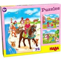 Haba Puzzels Paardenvriendinnen