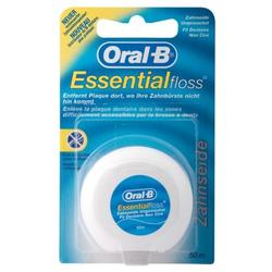 ORAL B Zahnseide ungewachst 50m, 1 P