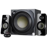 Woxter Big Bass 260 150 W Schwarz 2.1 Kanäle
