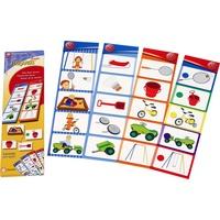 Oberschwäbische Magnetspiele Flocards Junior. Kartensatz Ums Haus herum'