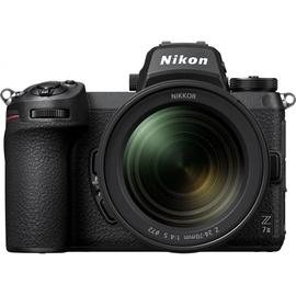 Nikon Z 7 II + Z 24-70 mm S