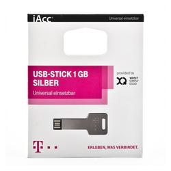 Telekom 1 GB silber USB-Stick