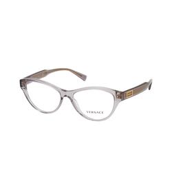 Versace VE 3276 593, inkl. Gläser, Cat Eye Brille, Damen