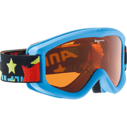 Alpina Sports Skibrille Skibrille Carvy 2.0 blau