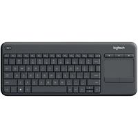 Logitech K400 Professional Wireless Touch Keyboard DE graphite (920-008358)