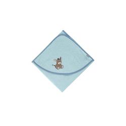Sterntaler® Badetuch Frottee Badetuch 80 x 80 Emmi Kapuzenbadetücher