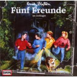Fünf Freunde 02 im Zeltlager. CD
