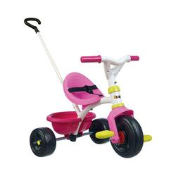 Smoby Dreirad Dreirad Be Fun, blau rosa