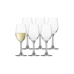Stölzle Weißweinglas CLASSIC Weißweinglas 305 ml 6er Set, Glas