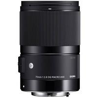 Sigma 70mm F2,8 DG Makro (A) Sony E