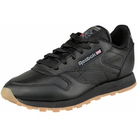 Reebok Classic Leather black/ black-gum, 45.5