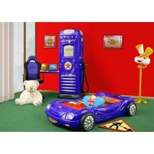Bett Mit Matratze Kinderbett Autobett Betten Sportwagen Jungen Und Mädchen Bobo