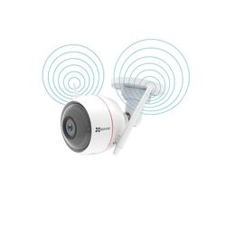 EZVIZ EZVIZ C3W Husky Air 1080p Netzwerk- Überwachungskamera, Wetterfest, Nachtsicht Überwachungskamera