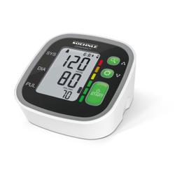 SOEHNLE Systo Monitor Connect Blutdruckmessgerät, Anbindung an die Soehnle Connect-App für das Smartphone, Systo Monitor Connect 300