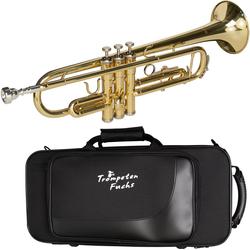 Cascha Bb-Trompete Fuchs Trompete, Inkl. Koffer