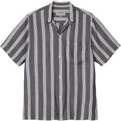 Carhartt Wip - S/S Foley Shirt Fole - Hemden - Größe: S