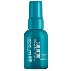 label.m Curl Define Define Shine Top Coat 50ml